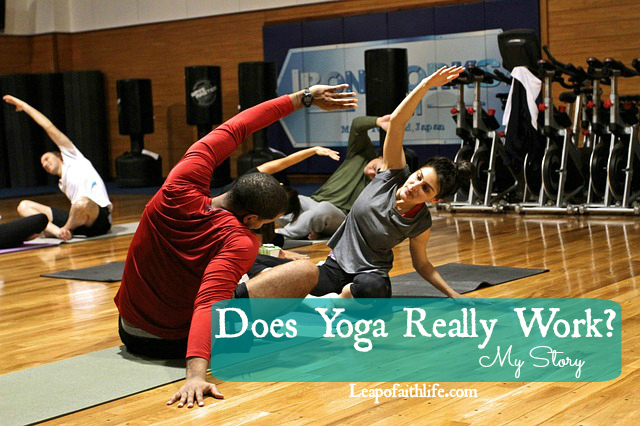 Does Yoga Really Work