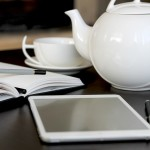 tea and tablet