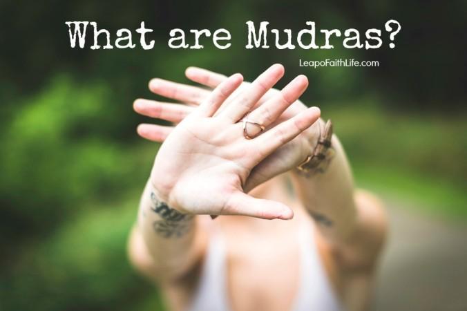 Mudra Post Cover